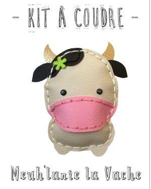 kit à coudre vache limalou