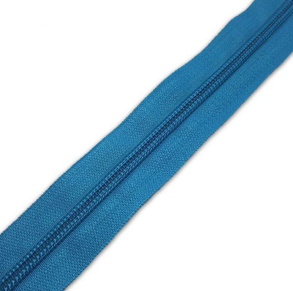 Fermeture eclair bleue limalou