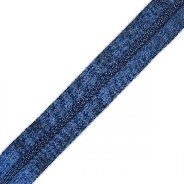 Fermeture eclair bleu marine limalou