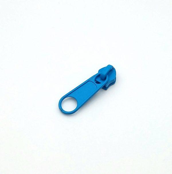 Curseur métal - Turquoise foncé limalou