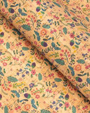 Coupon de liège - Fleurs et nature limalou