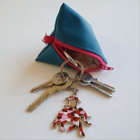 Patron porte clé berlingot limalou amélie