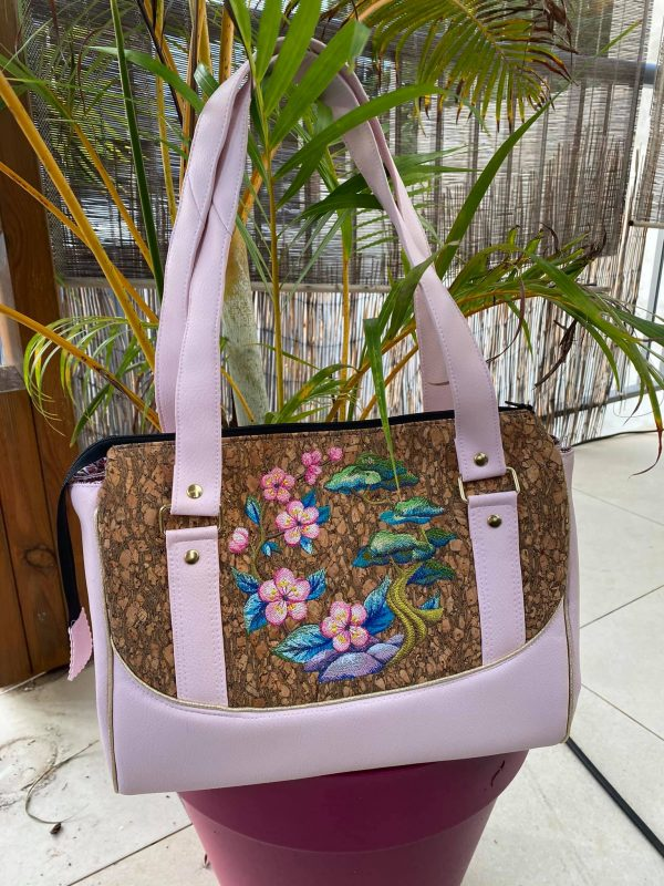 Patron de Couture - Sac Ginie mary bess