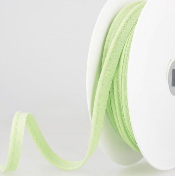 Passepoil coton - Vert pâle limalou