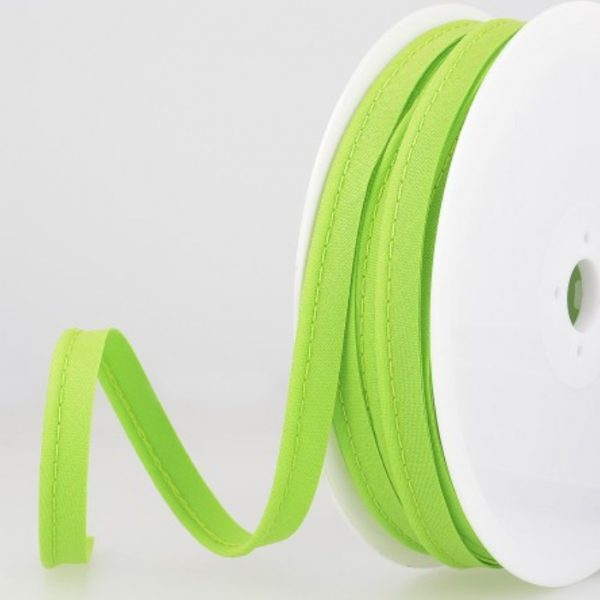 Passepoil coton - Vert anis limalou