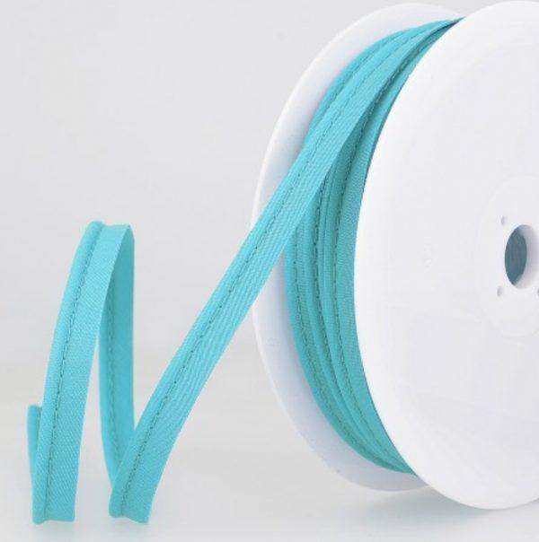 Passepoil coton - Turquoise limalou