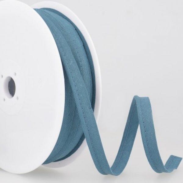 Passepoil coton - Bleu lavande limalou