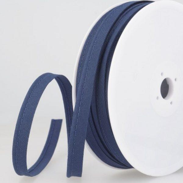 Passepoil coton - Marine limalou