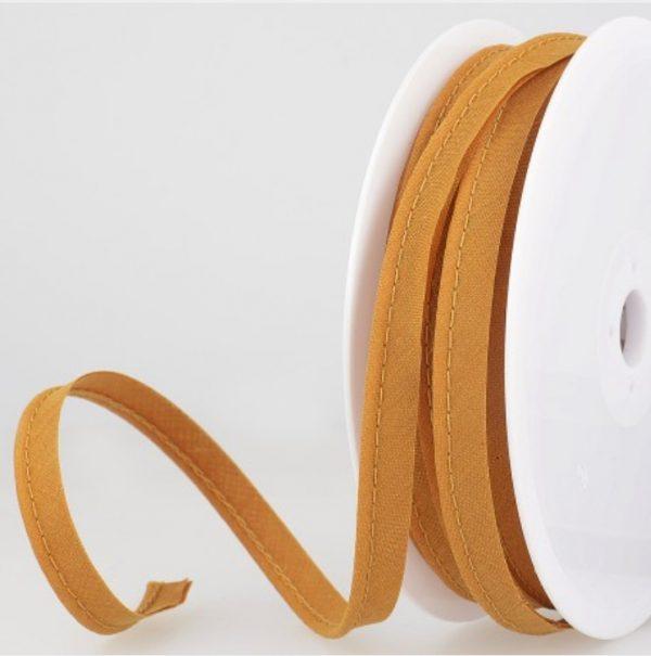 Passepoil coton - Moutarde limalou