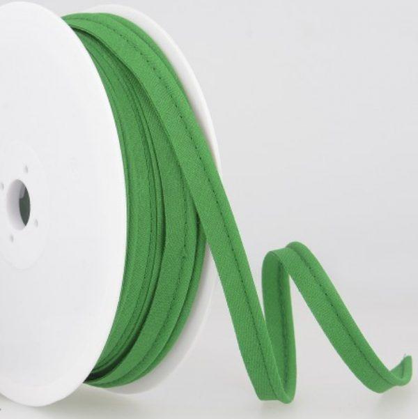 Passepoil coton - Vert vif limalou