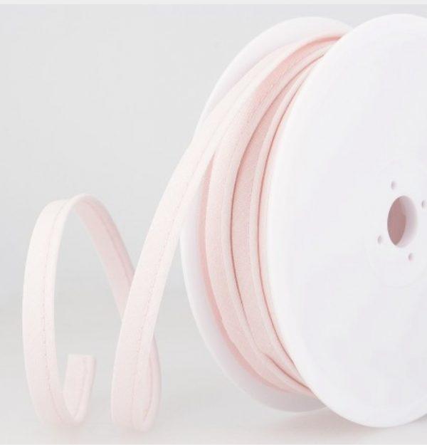 Passepoil coton - Rose clair limalou