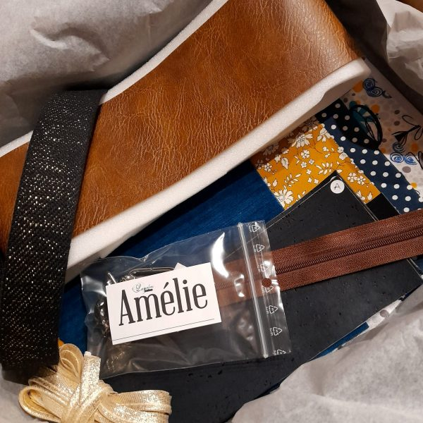 kit couture amélie bleu limalou