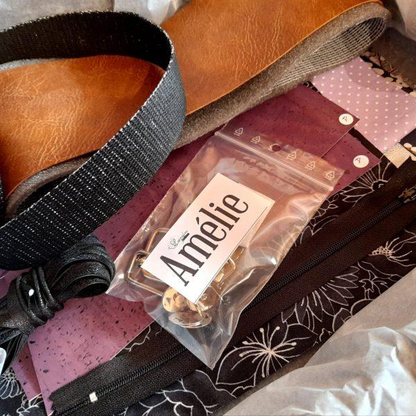 kit couture amélie violet