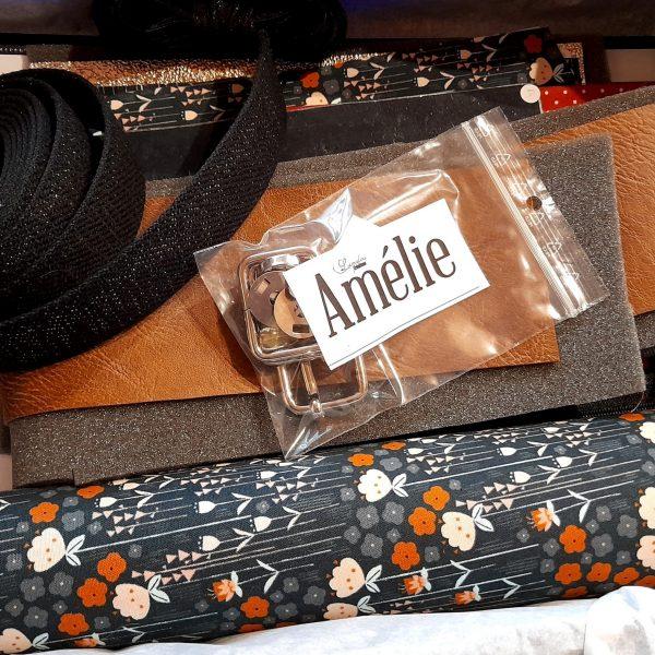 kit couture amélie marron limalou
